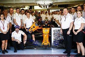 """Vandoorne: """"McLaren, Alonso'ya istediği her şeyi verdi"""""""