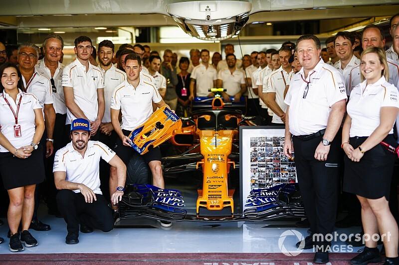 Brown: Vandoorne gelecekte F1'e dönerse şaşırmam