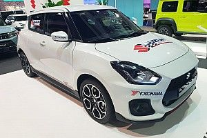 Der neue Suzuki Swiss Racing Cup startet 2019