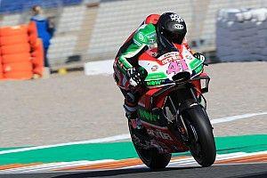 Espargaro to skip Jerez test due to gastritis
