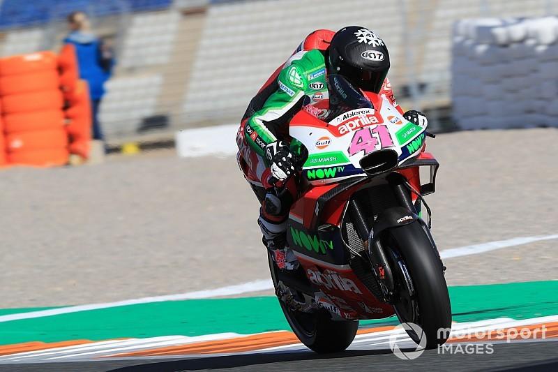 """Espargaró: """"Debemos tener cuidado con los cambios en la moto de 2019"""""""