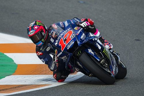 MotoGP, Test Valencia, Giorno 1: Vinales al top con la Yamaha. Sorprendono Morbidelli e Bagnaia