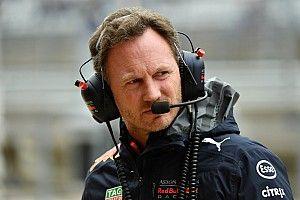 Horner cree que Ocon tuvo suerte de recibir solo un empujón de Verstappen