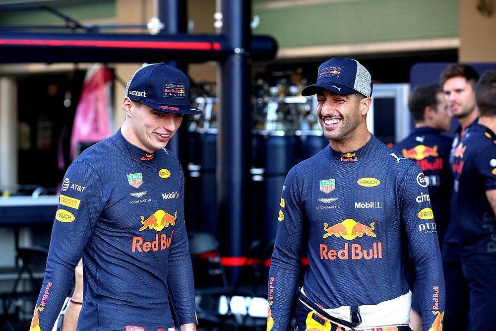 Ricciardo: Ezért volt nehezebb dolgom Verstappen ellen, mint Vettel ellen!