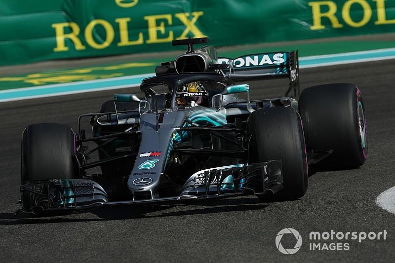 """ハミルトン、最終戦は王者の証""""カーナンバー1""""で臨む。FIAが特別許可"""