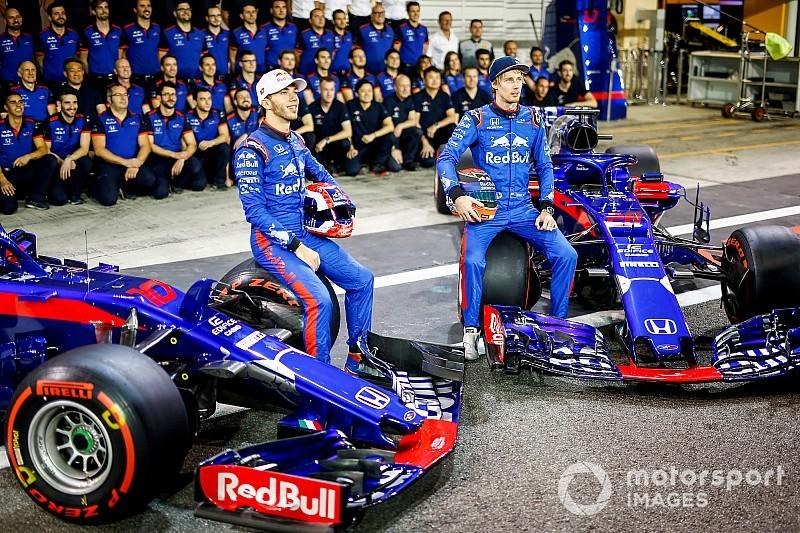Toro Rosso, Hartley'e teşekkür etti
