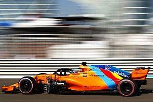 Alonso is tesztelheti a 2019-es McLarent, de nem lesz garantált ülése 2020-ra