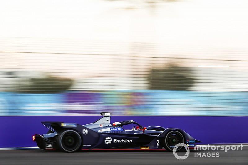 """マラケシュePrix予選:バード、""""壁ギリギリ""""の走りでPPもぎ取る。日産ブエミ4位"""