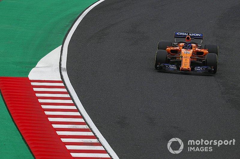 """Alonso dice que su posición 18 en Japón es """"donde estamos ahora mismo"""""""