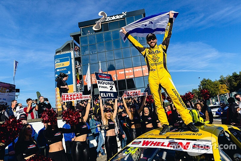 Alon Day wins finale en route to second NASCAR championship