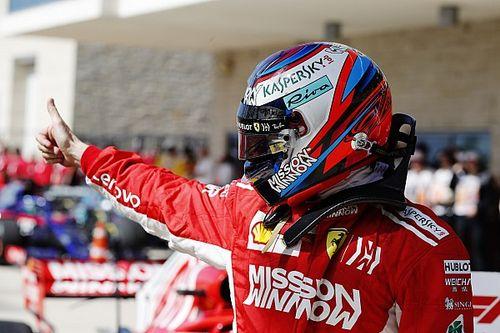 """Raikkonen: """"La vittoria? Sensazione grandiosa! Abbiamo ritrovato la Ferrari che ci aspettiamo"""""""