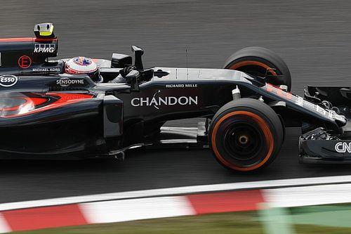 Button: McLaren's Suzuka struggles no surprise