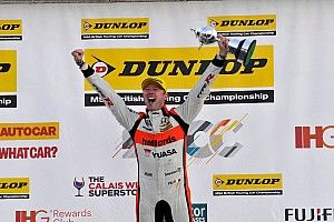 "Shedden basks in ""incredible feeling"" of BTCC title defence"