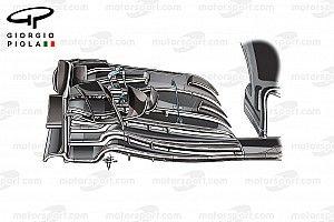 Tech debrief: McLaren struggles, but development continues