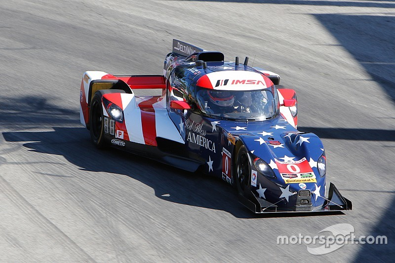 DeltaWing showed promising race pace