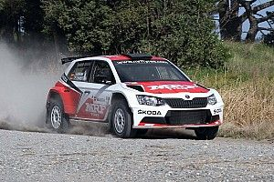 New Zealand APRC: Kreim retains lead as Gill suffers puncture