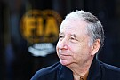 Automotive Jean Todt: Safety is a right, not a privilege