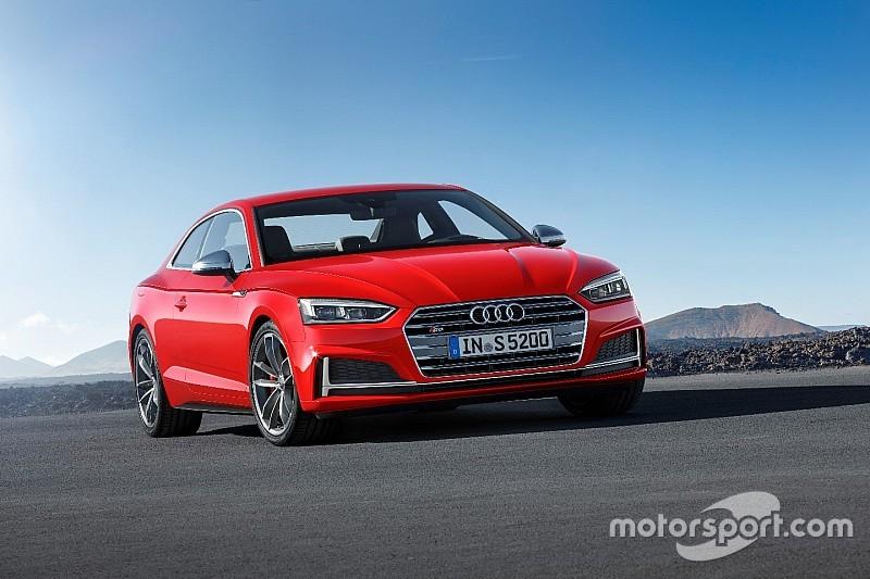 Audi vernieuwt A5 en S5, topmodel heeft 354 pk