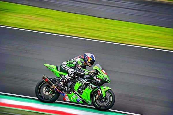 Superstock 1000 Antrenman raporu STK 1000 Jerez: Toprak 5. sırada