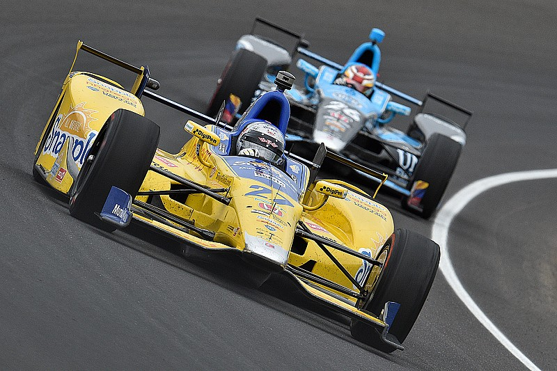 Andretti fastest as Honda continues to match Chevrolet