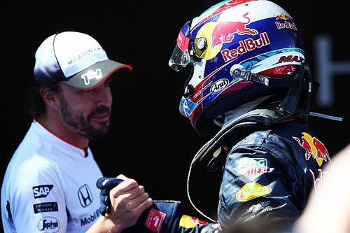 """Verstappen: """"Alonso'nun dönüşü -kötü araçla- zaman kaybı olur"""""""