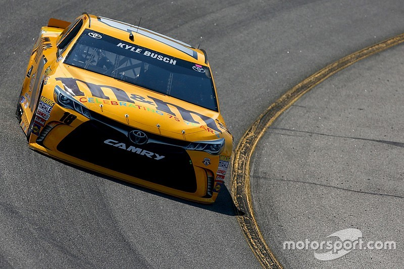Kyle Busch and Toyota lead first Sprint Cup practice at Richmond