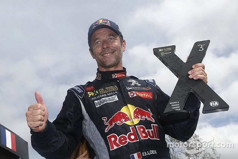 Loeb returns to Peugeot for second World RX campaign