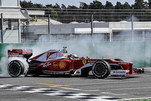 Ferrari World Finals make U.S. debut at Daytona Speedway