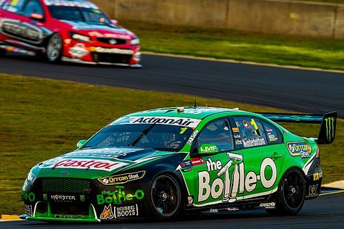 Sydney Supercars: Winterbottom tops warm-up