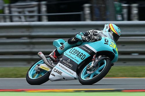 Austria Moto3: Mir scores maiden win from Binder, Navarro crashes