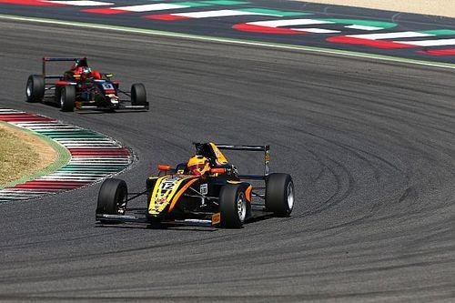 Il brasiliano Giuliano Raucci si impone in Gara 2 al Mugello
