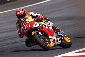 """Marquez says Ducati one-two """"the good thing"""" about Austria"""