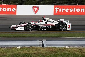 IndyCar Отчет о тренировке Кастроневес стал лучшим в финальной тренировке в Поконо