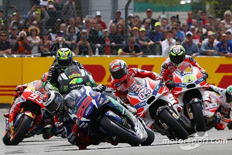 "Spanish rider was never ""an obligation"" - Yamaha"