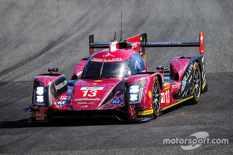 Rebellion Racing locked out the fourth row of the starting grid for 6 Hours of Spa