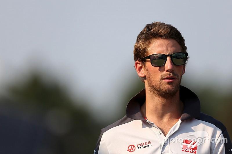 Haas won't silence critical Grosjean, says Steiner