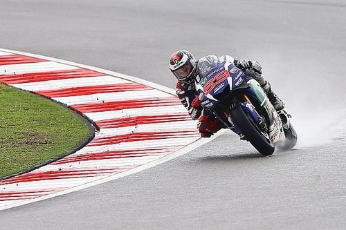 "Lorenzo had been ""praying for rain"" before Sepang race"