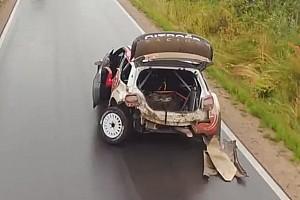 WRC Feature Video: Der fahrende Schrotthaufen von WRC-Pilot Stephane Lefebvre