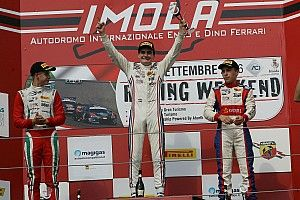 Job Van Uitert si impone in Gara 1 ad Imola