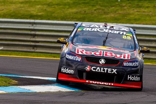 Sandown 500: Dumbrell dominates first qualifying race
