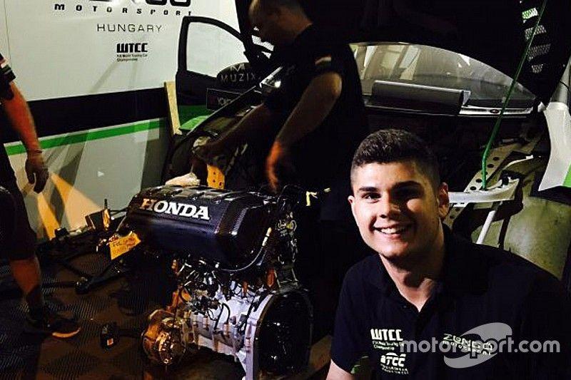 Mugen ha consegnato il motore Honda alla Zengő Motorsport!