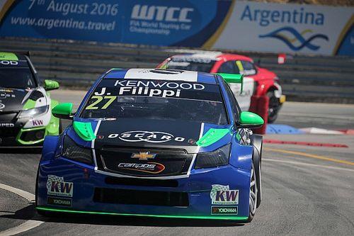 Filippi set for fourth WTCC campaign in 2017