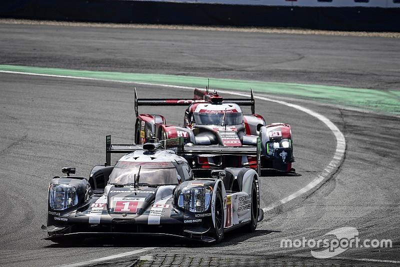 """Webber: Audi """"kehilangan amunisi"""" saat berduel dengan Porsche"""