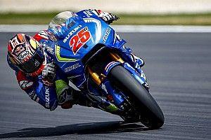 FP1 MotoGP Austria: Vinales tercepat, Ducati tiga besar