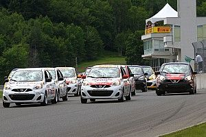 Preview of the grand finale of the 2016 Nissan Micra Cup