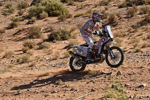 Merzouga, Stage 5: Benavides wins as Rodrigues ends lead Hero rider