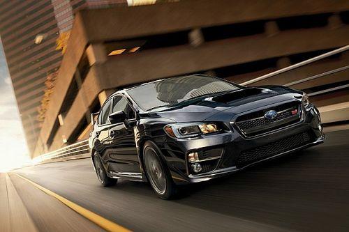 Subaru WRX STi MY17, più potente, ma non per noi