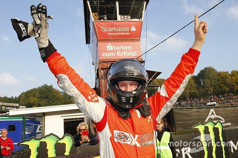 Eriksson to partner Scheider at MJP Racing Team Austria