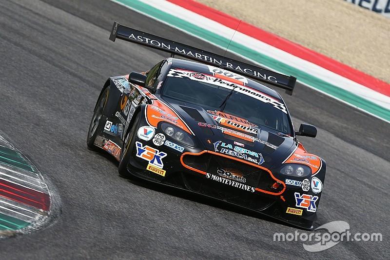 La Solaris Motorsport al via del GT Open con Sini e Calamia