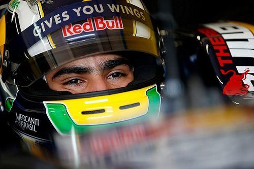 Red Bull fait revenir Sette Câmara comme réserviste